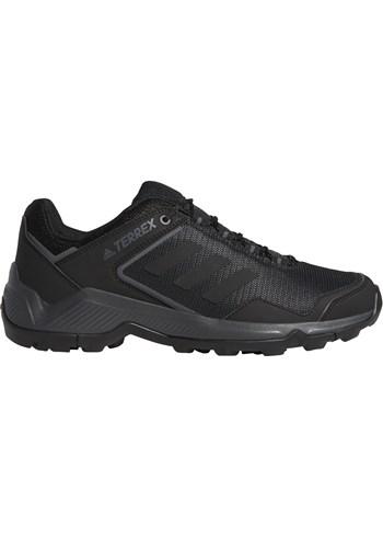 Buty trekkingowe męskie Adidas Performance ze skÓry czarne