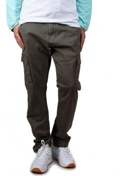 Spodnie Afrotica Cargo Oliwkowe Afrotica  Street Colors - kod rabatowy