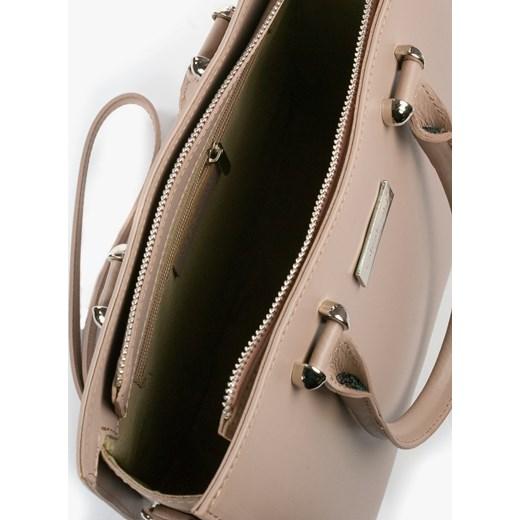 1c2b91214d7b8 ... Shopper bag Oleksy bez dodatków skórzana elegancka