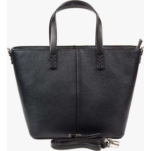 b4516eeca61c3 Shopper bag Oleksy skórzana w Domodi