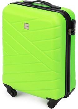 Mała walizka WITTCHEN 56-3A-301 zielona limonka  Wittchen gala24.pl - kod rabatowy