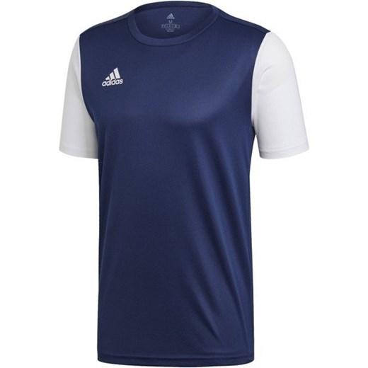 Koszulka sportowa Adidas Odzież Męska BF zielony Koszulki
