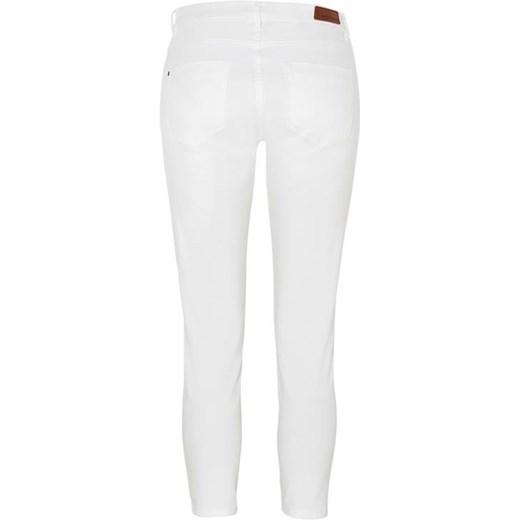 Białe jeansy damskie Freequent Odzież Damska II biały Jeansy damskie AVWV 85% ZNIŻKI