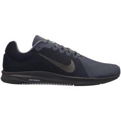 6ba75dc9 Buty sportowe męskie Nike downshifter na wiosnę niebieskie sznurowane