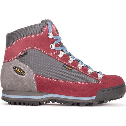 Buty trekkingowe damskie sportowe gładkie wiązane www