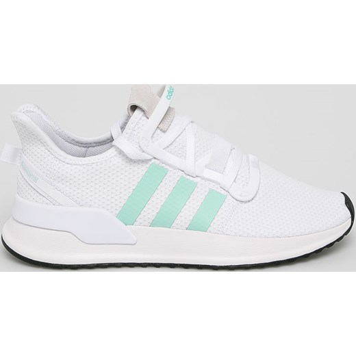 0d21c8e6 Buty sportowe damskie Adidas Originals bez wzorów wiązane na wiosnę na  płaskiej podeszwie