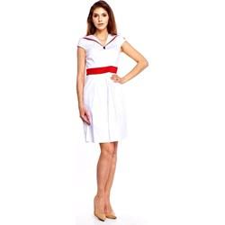 6bcf651e2b Białe sukienki wieczorowe