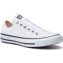 503b0b28a7689 Trampki męskie Converse z gumy młodzieżowe letnie wiązane