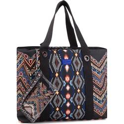 01964efd6906e Shopper bag Desigual mieszcząca a7 wielokolorowa ...