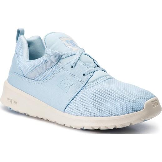 ddb2fa9285fb9 Buty sportowe damskie Dc Shoes dc heathrow wiązane bez wzorów w Domodi