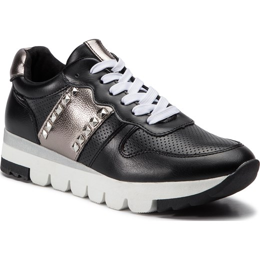 80% ZNIŻKI Sneakersy damskie Xti na jesień gładkie na
