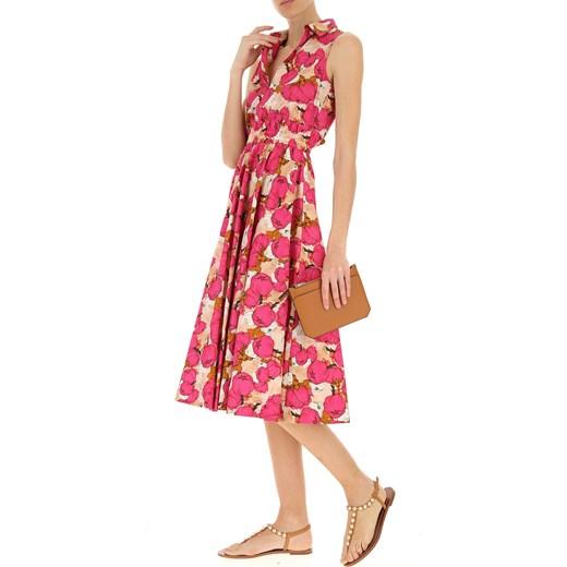 670bb74ce1 Sukienka Pinko midi na bal bez rękawów na sylwestra w Domodi