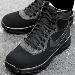 8628dfbe Nike buty zimowe męskie jesienne czarne sportowe