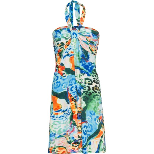 e162ac0d6a Sukienka Bodyflirt Boutique na wiosnę midi na spacer w Domodi