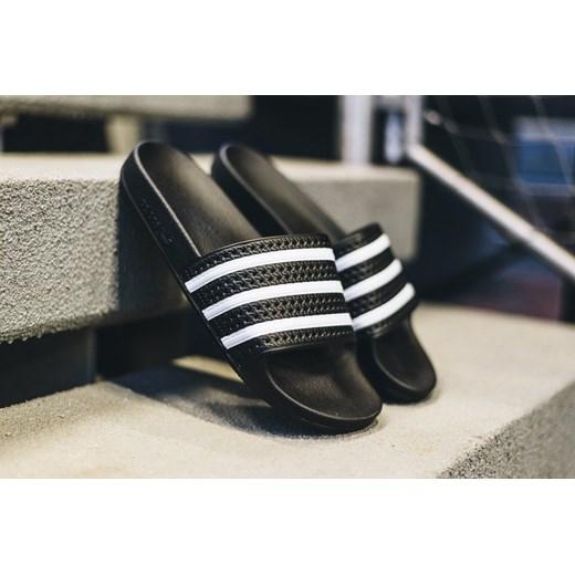 30% OBNIŻONE Klapki damskie Adidas bez zapięcia miętowe bez