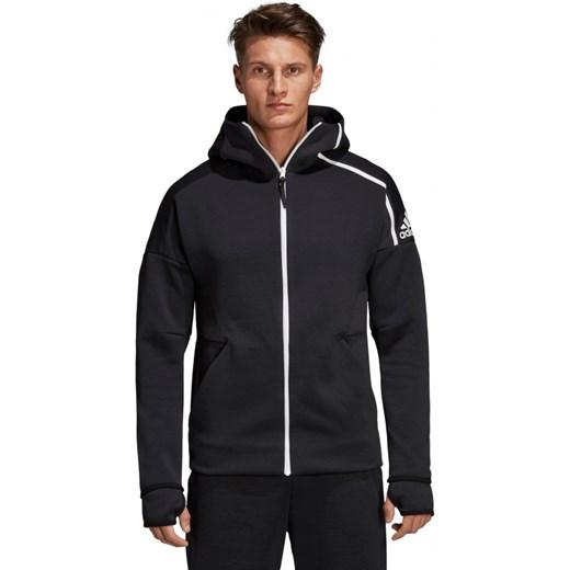 Bluza sportowa Adidas bez wzorów