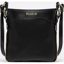 44a62633f24cd Shopper bag Kazar bez dodatków skórzana glamour