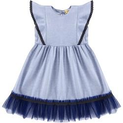 5f3eae8a53 Sukienka dziewczęca Bananakids tiulowa