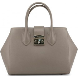 Shopper bag Furla matowa
