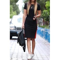 932e2a20c2 Czarna sukienka Ivet.pl