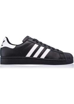 Buty Superstar II Adidas (black)  Adidas SPORT-SHOP.pl wyprzedaż  - kod rabatowy