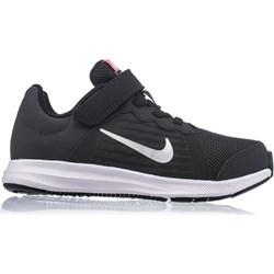 083b22886a00 Buty sportowe dziecięce Nike bez wzorów sznurowane