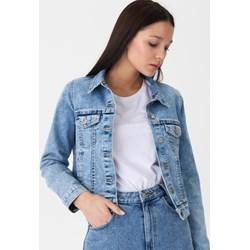 746a6aa9ffbc6 Kurtki damskie jeansowe, lato 2019 w Domodi