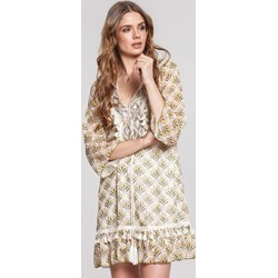 180bd63d21 Sukienka Renee trapezowa boho mini