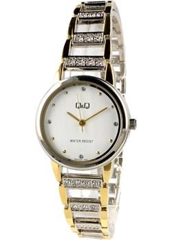 Zegarek QQ F635-401 Biżuteryjny Damski  Q&Q wyprzedaż zegaryzegarki.pl  - kod rabatowy