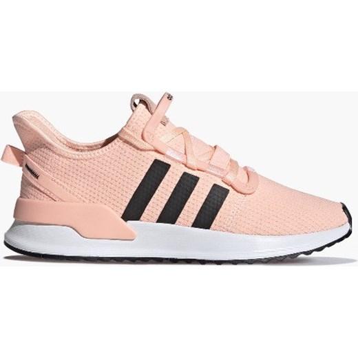 Różowy Adidas DAMSKIE