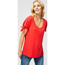 bcf37490c39859 Czerwone bluzki damskie, lato 2019 w Domodi