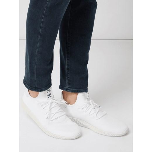 fde0844785f24 Buty sportowe męskie Adidas Originals wiązane z tkaniny w Domodi