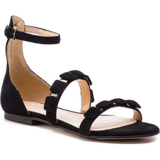 szyk Pikolinos sandały damskie na płaskiej podeszwie
