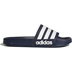227fc1242b888 Klapki męskie Adidas na lato sportowe