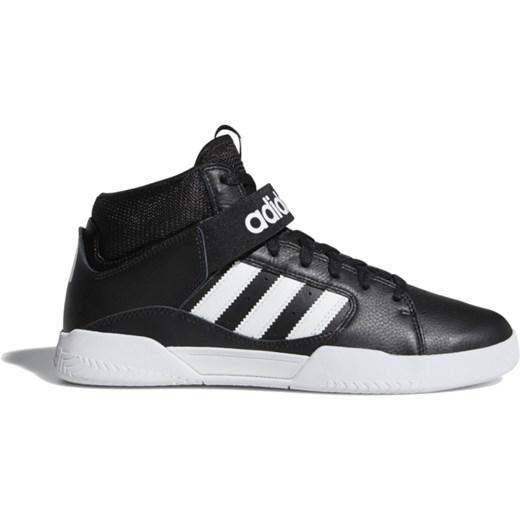 9990251e Adidas buty sportowe męskie na lato czarne skórzane w Domodi