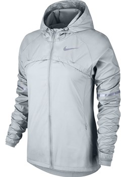 kurtka do biegania damska NIKE SHIELD JACKET / 855643-043  Nike runnersclub.pl - kod rabatowy