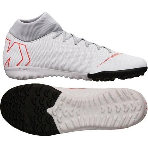 Buty sportowe męskie białe Nike mercurial sznurowane w Domodi