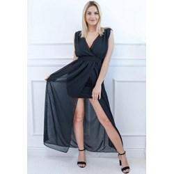 8516a15a0f Sukienka elegancka czarna