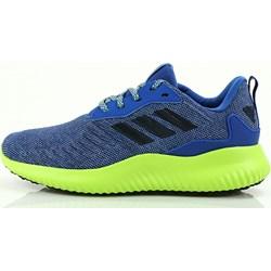 936c2c3d Buty sportowe damskie Adidas dla biegaczy alphabounce płaskie bez wzorów