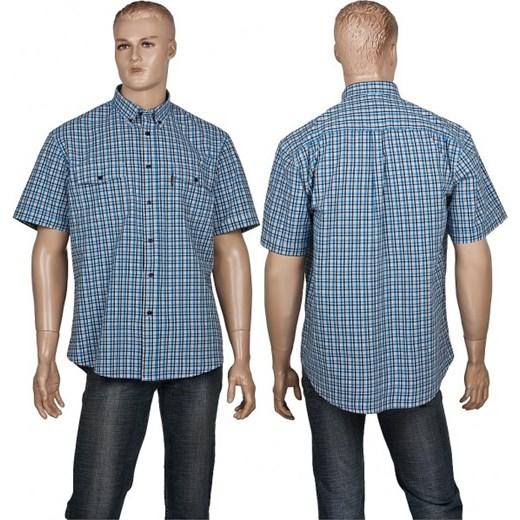 Mr.unique koszula męska z krótkim rękawem Odzież Męska FH  t4DXf