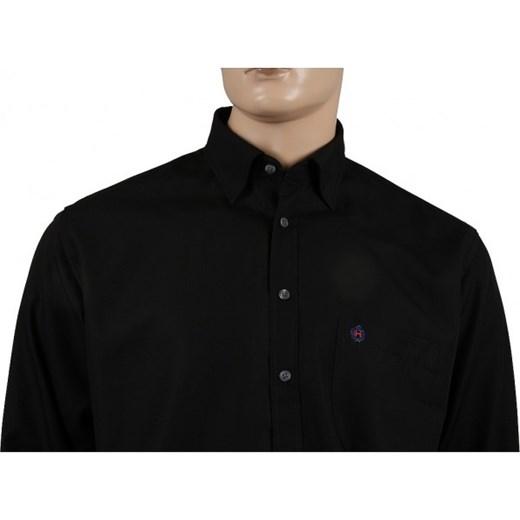 ekonomiczny Koszula męska Hatico z bawełny z klasycznym  3U0JS