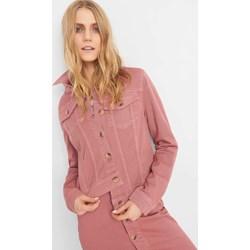 e187bd5e Kurtka damska ORSAY jesienna bez kaptura jeansowa