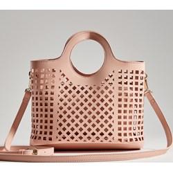 1076688d10a79 Shopper bag Mohito ze zdobieniami mieszcząca a5