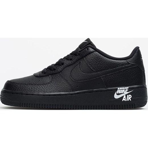 7cf27571 Buty sportowe damskie Nike air force gładkie szare w Domodi