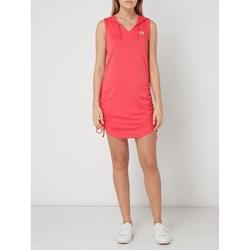 bf85555487 Sukienka Ea7 Emporio Armani mini z aplikacją