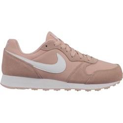 1d1db0c52 Buty sportowe damskie Nike sneakersy md runner wiązane bez wzorów płaskie