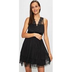 ca6e50ff30a431 Sukienka Answear elegancka z elastanu rozkloszowana