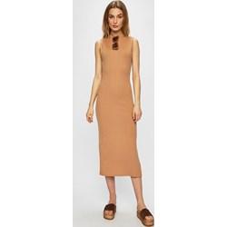 d48573bb5a Tally Weijl sukienka midi biznesowa