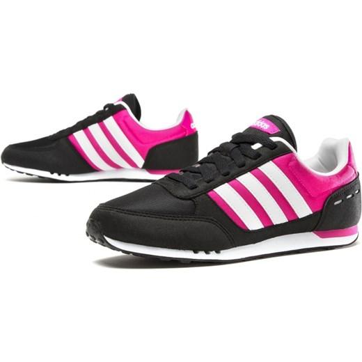 61b76238 Buty sportowe damskie czarne Adidas bez wzorów w Domodi