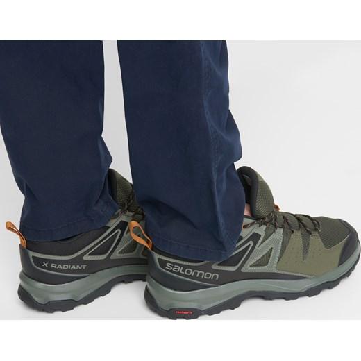 Buty trekkingowe męskie Salomon wiązane casual finezja